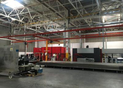 Cerramiento de Panel en ED 51 Opel España