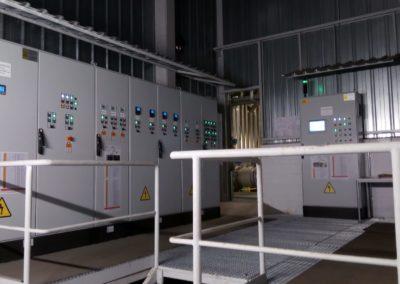 Cuadros de control Instalacion Bombeo ED 51 Opel España