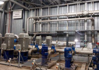 Estacion de Bombeo agua refrigeracion ED 51 Opel España