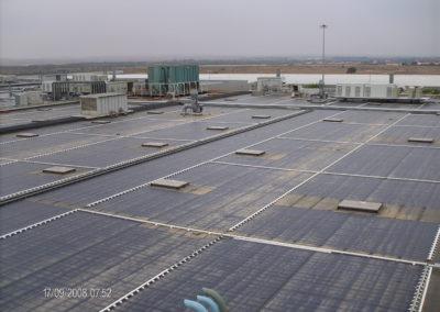 Instalacion de placas fotovoltaicas en Opel Zaragoza